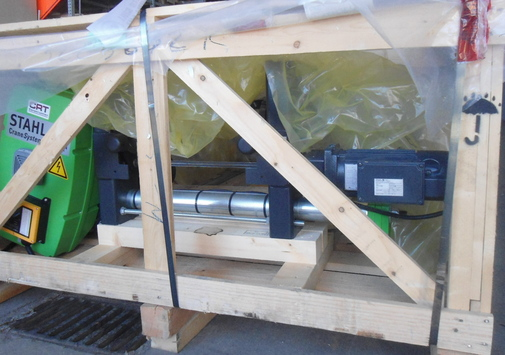 LIKE NEW - HOIST PULLER - STAHL, SH-5025-20